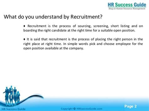 Recruitment And Selection Process Mba Notes by Recruitment And Selection