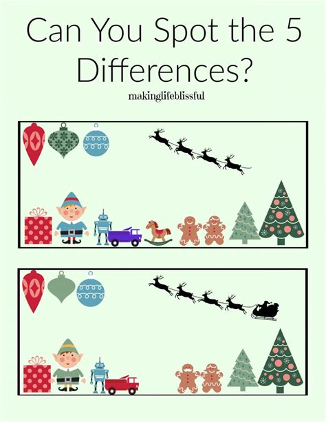 spot the difference 2016 fine free printable christmas activity sheets photos worksheet mathematics ideas dutapro com
