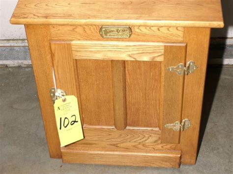 white clad oak furniture oak white clad box style end table