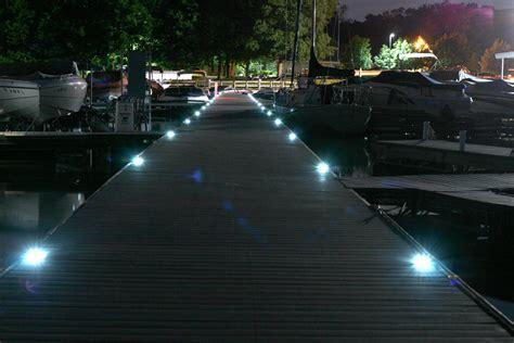 deck lights solar solar deck lights view all lake lite solar marine