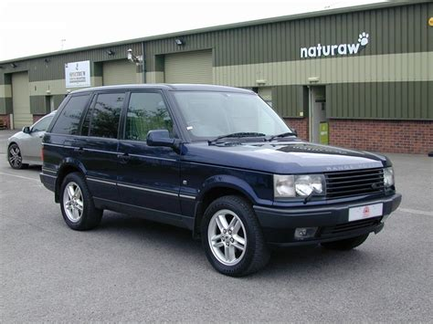 range rover p38 leather for sale in uk view 60 bargains