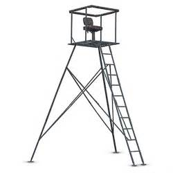 Tripod Standing L Ameristep 174 Deluxe 14 Tripod Stand 162738 Tower