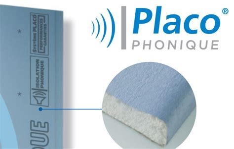 Plaque Isolation Phonique Plafond by Isolation Phonique Et Thermique Des Cloisons Plafond