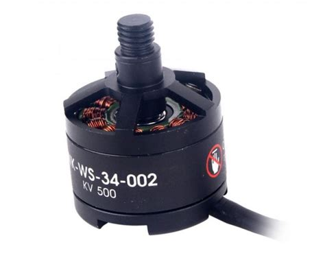 Tali Z tali h500 z 11b brushless motor levogyrate thread wk ws