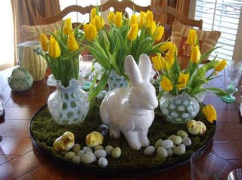 Design Easter Centerpieces Ideas Easter Table Decorations Drg Interior Designs