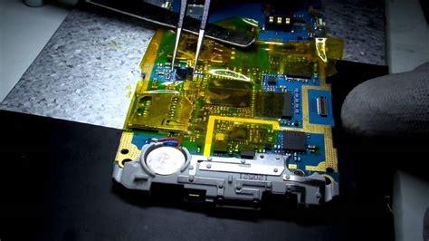 Ic Power Samsung Tab 4 reparaci 243 n samsung galaxy y s5360 se calienta se descarga y tiene corto cambio ic power