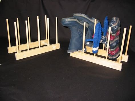 Boot Rack Diy by Build Your Own Customized Boot Rack Your Projects Obn