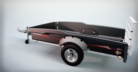 rugged cing trailers rugged and lightweight sport utility trailer cargo max xrt heavy duty performance atv