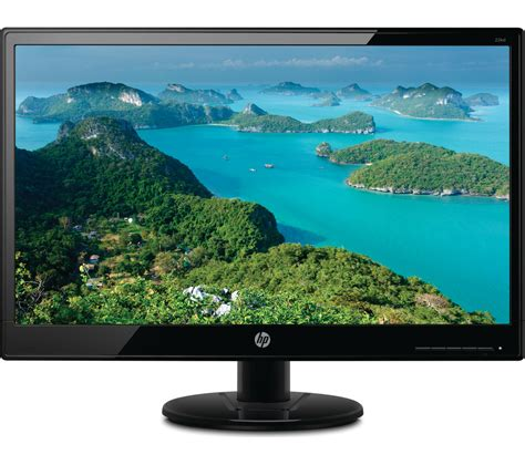 Monitor Komputer Led hp 22kd hd 21 5 quot led monitor deals pc world