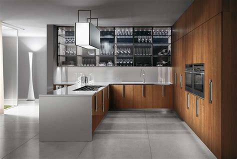the modern italian kitchen cabinets for your home