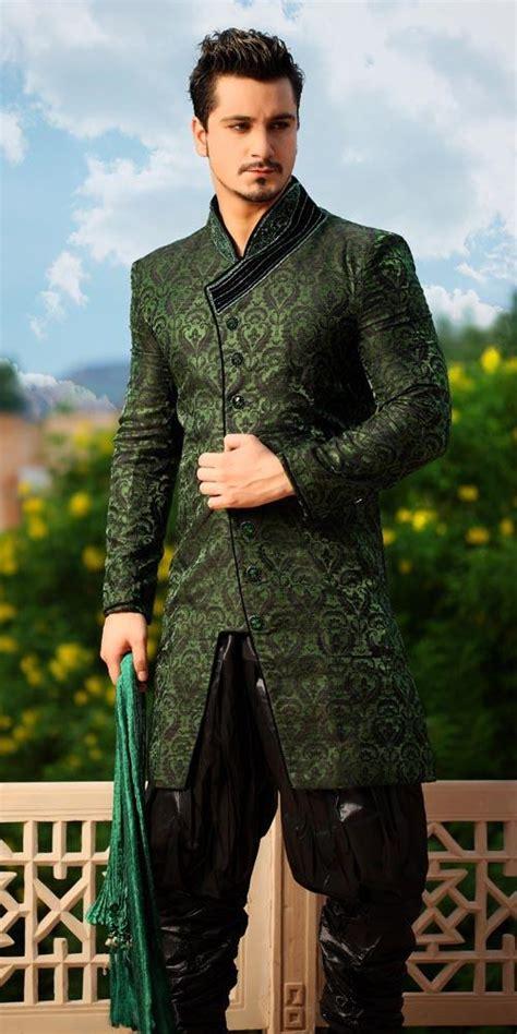 Clothes Design Gents | sherwani kurta collection dawood faizan for new men fashion
