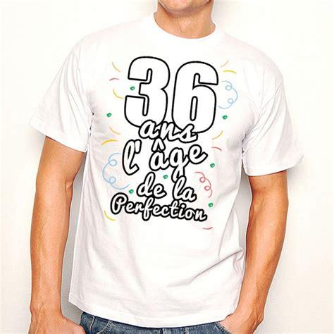 Cool Mugs T Shirt Homme Anniversaire Quot 36 Ans L 226 Ge De La Perfection