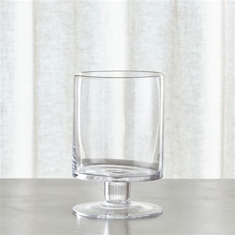 small clear hurricane candle holder reviews