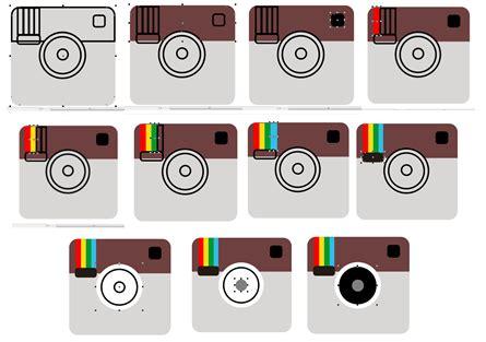 tutorial instagram pemula tutorial membuat logo instagram menggunakan corel draw