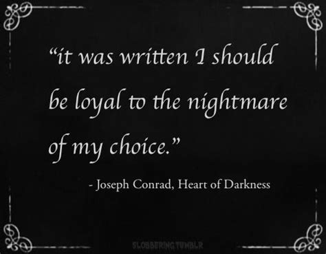 heart of darkness themes and quotes quotes from the heart of darkness quotesgram