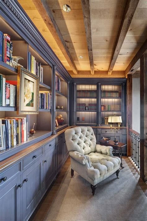 home libraries  impeccable style