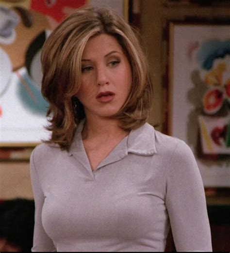 rachel green season 3 hair lovely shirt jennifer aniston rachel green in friends