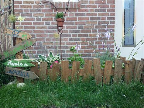 Pinterest Gartenzaun