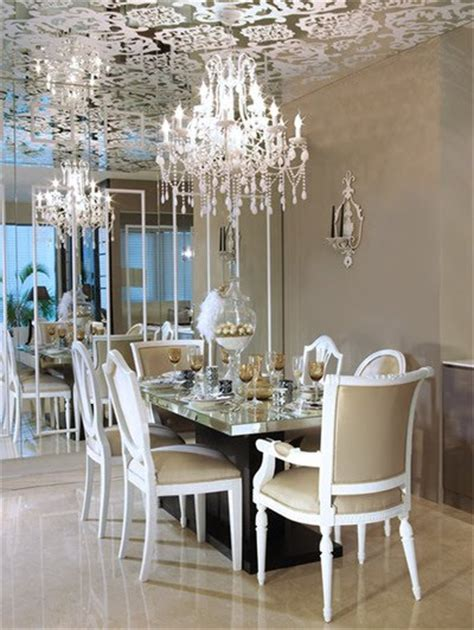 glamorous dining rooms s inspiration glamorous interiors celebrate decorate