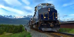 Trains In America by 10 Of The Most Scenic Train Rides Train Travel Usa