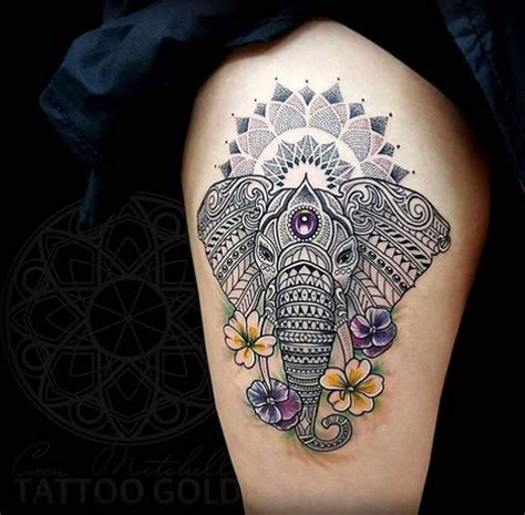 elephant tattoo pinterest top elephant mandala images for tattoos