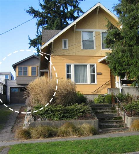 houses with inlaw apartments backyard cottages council seattle gov