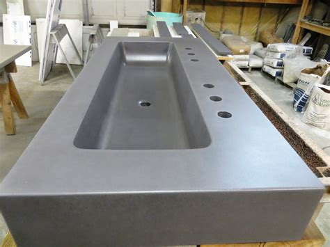 industrial bathroom sink industrial trough sink befon for