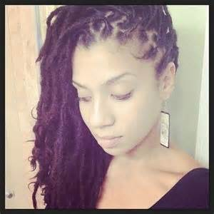 loc stylrs for medium length hair 74 best images about dreadlock hair styles on pinterest