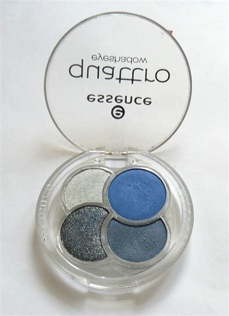 Eyeshadow Essence Quattro essence denim quattro eyeshadow review