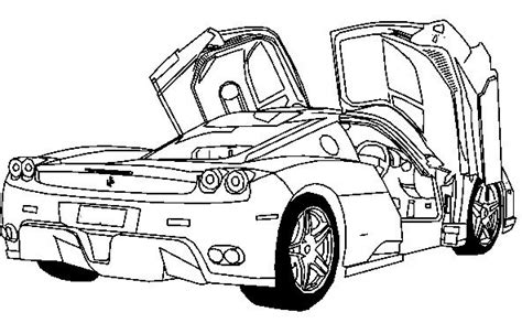 coloring pages ferrari cars deluxe ferrari sport car coloring page ferrari car