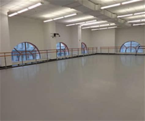 harlequin floors solves problems for uarts college