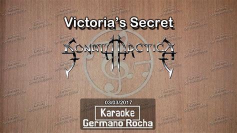 secret instrumental sonata arctica s secret karaoke