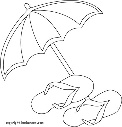 beach coloring pages collection 2010