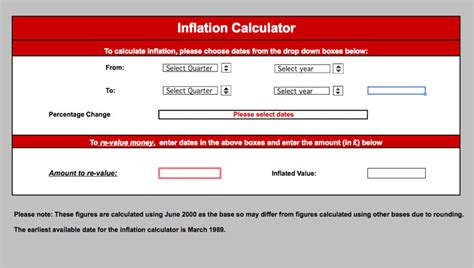 inflation calculator template inflation calculator free premium templates
