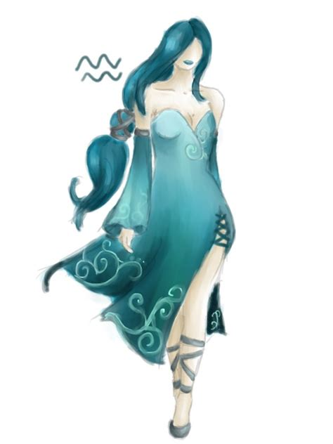 horoscope fashion designs aquarius by melodicartist on