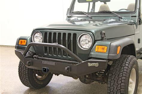 Jeep Wrangler Tj Front Bumper Jeep Wrangler Tj Lj Yj Cj Front Receiver Bumper