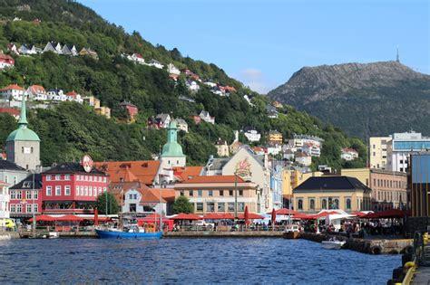 scenic town scenic cities in norway bergen alesund trondheim oslo