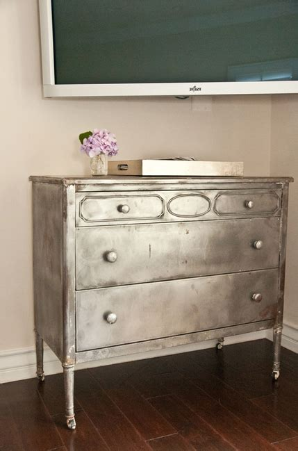 metal bedroom dresser metal dresser transitional bedroom dl rhein