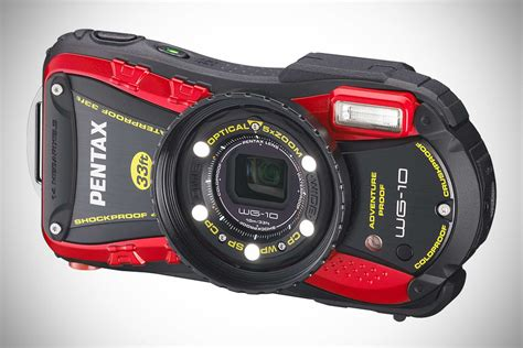 Pentax Rugged by Pentax Wg 10 Ruggedized Mikeshouts