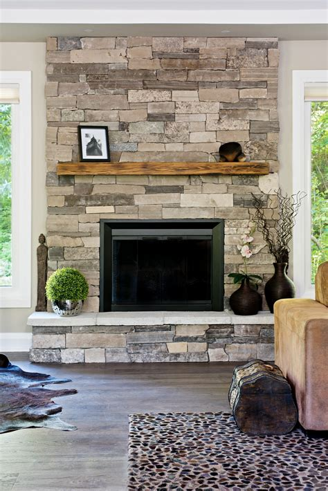 stone fireplace photos best 25 natural stone veneer ideas on pinterest natural