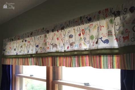 cucire una mantovana tende per la cameretta dei bambini idee fai da te