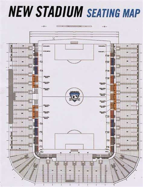 san jose earthquakes stadium map san jose earthquakes stadium building it now page 15