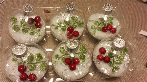 Amazing Toilet Paper Christmas Ornaments #3: 0602e-snowornaments.jpg