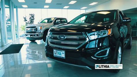 lithia ford of fresno lithia ford lincoln of fresno january sales event