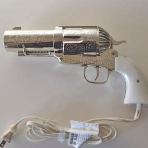Handgun Hair Dryer 357 magnum hair dryer vintage novelty pistol gun by
