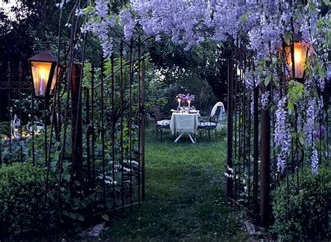 beautiful witches garden