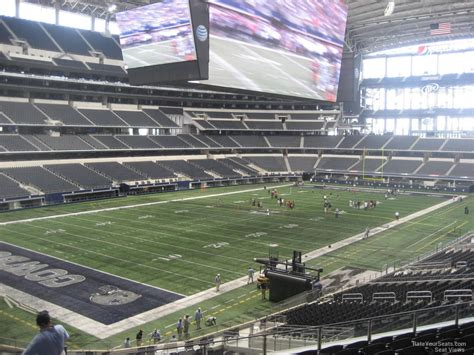 at t stadium sections dallas cowboys at t stadium cowboys stadium section
