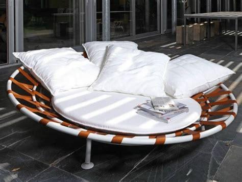 lit rond exterieur mobilier ext 233 rieur design 60 chaises longues et lits de