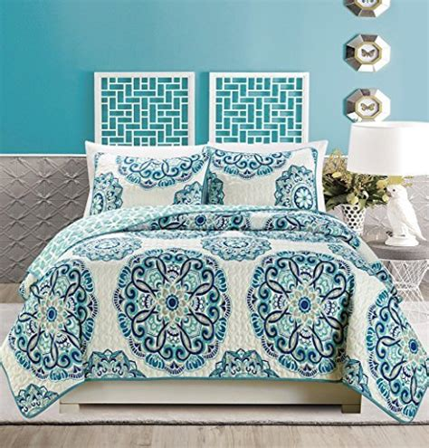 turquoise and coral bedding coral and turquoise bedding amazon com