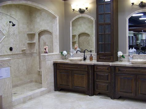 Master Bathroom Tile Designs Home Decor Budgetista Bathroom Inspiration The Tile Shop